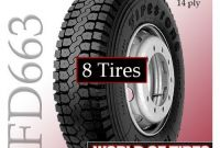 11r 22.5 Tires for Sale Ebay Firestone Mercial Tires Fd663 11r22 5 8 Tires Free Shipping