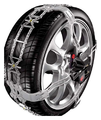 Best Tire Chains for Snow and Ice Konig Premium Self Tensioning Snow Tire Chains Diamond Pattern D