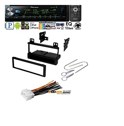 Places that Install Car Stereos Amazon Car Stereo Radio Kit Dash Installation Mounting Kit