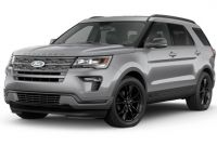 Ford Lease Deals 2017 Explorer 2018 ford Explorer Xlt In Scarsdale Ny